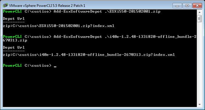 Custom ESXi 5 5 ISO with Intel 10 GbE nic driver for Nutanix