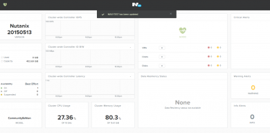 Run Nutanix Community Edition in the Cloud with Ravello Systems!