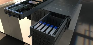 HPE Cloudline CL5200 – A hardware platform built for storage