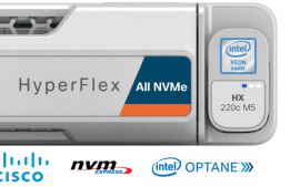 Cisco HyperFlex: Designing an NVMe-based HCI Architecture with Reliability, Availability and Serviceability in Mind